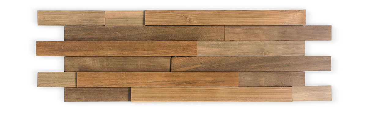 Teakwood Decorative Wall Panel
